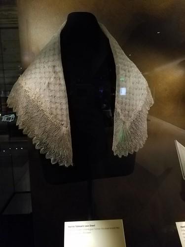 Harriet Tubman's Shawl