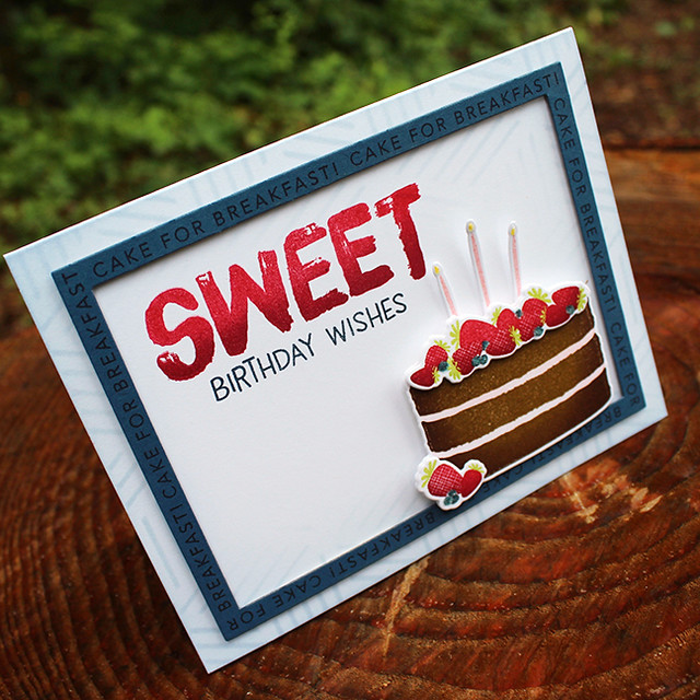 Sweet Birthday Wishes Card 2