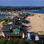 christchurch beach huts