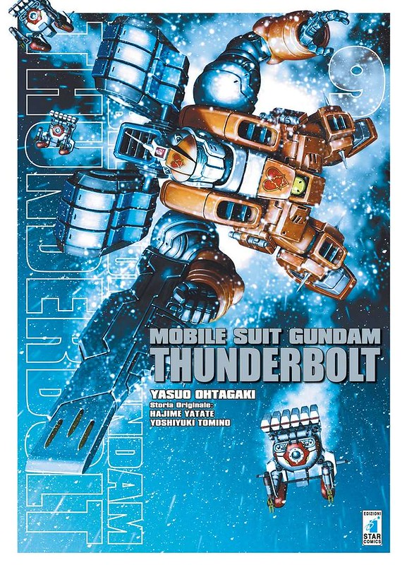 GUNDAM THUNDERBOLT Vol.9