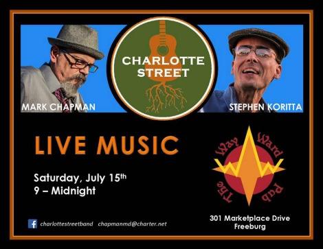 Charlotte Street 7-15-17