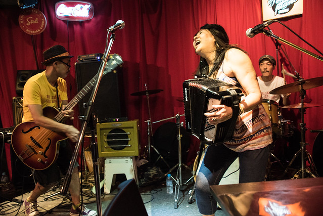 Rockin' Shoes live at Terraplane, Tokyo, 28 Jul 2017 -00190