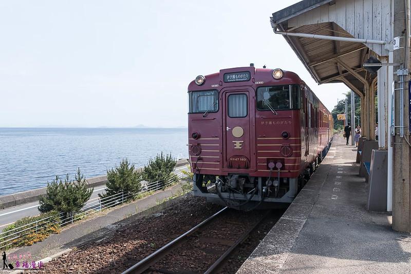 伊予灘物語列車