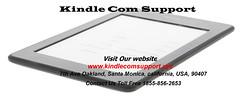 kindle com support