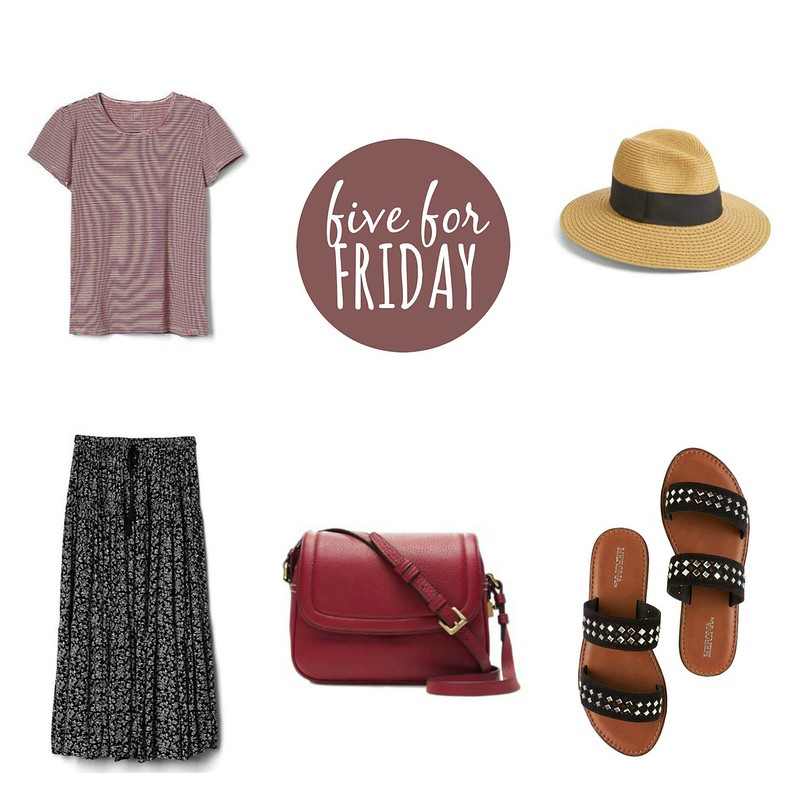 Five for Friday, Vol. 192 - Instant Outfit | Style On Target blog