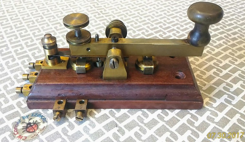 Swiss Multicurrent Morse key - 133229_1_p