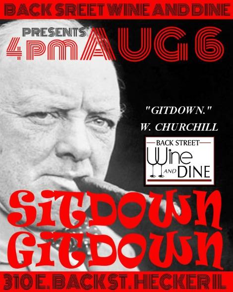 Sitdown Gitdown 8-6-17