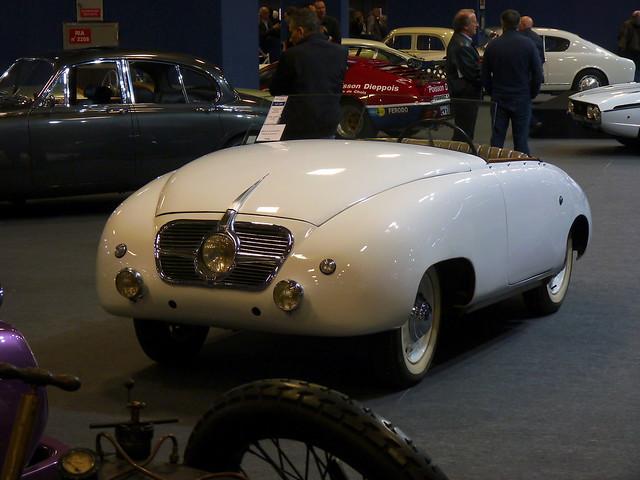 Georges Irat Cabriolet Labourdette 1949, Panasonic DMC-FZ38