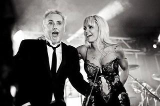Roger Taylor & Sarina Potgieter, festa di nozze - 2010