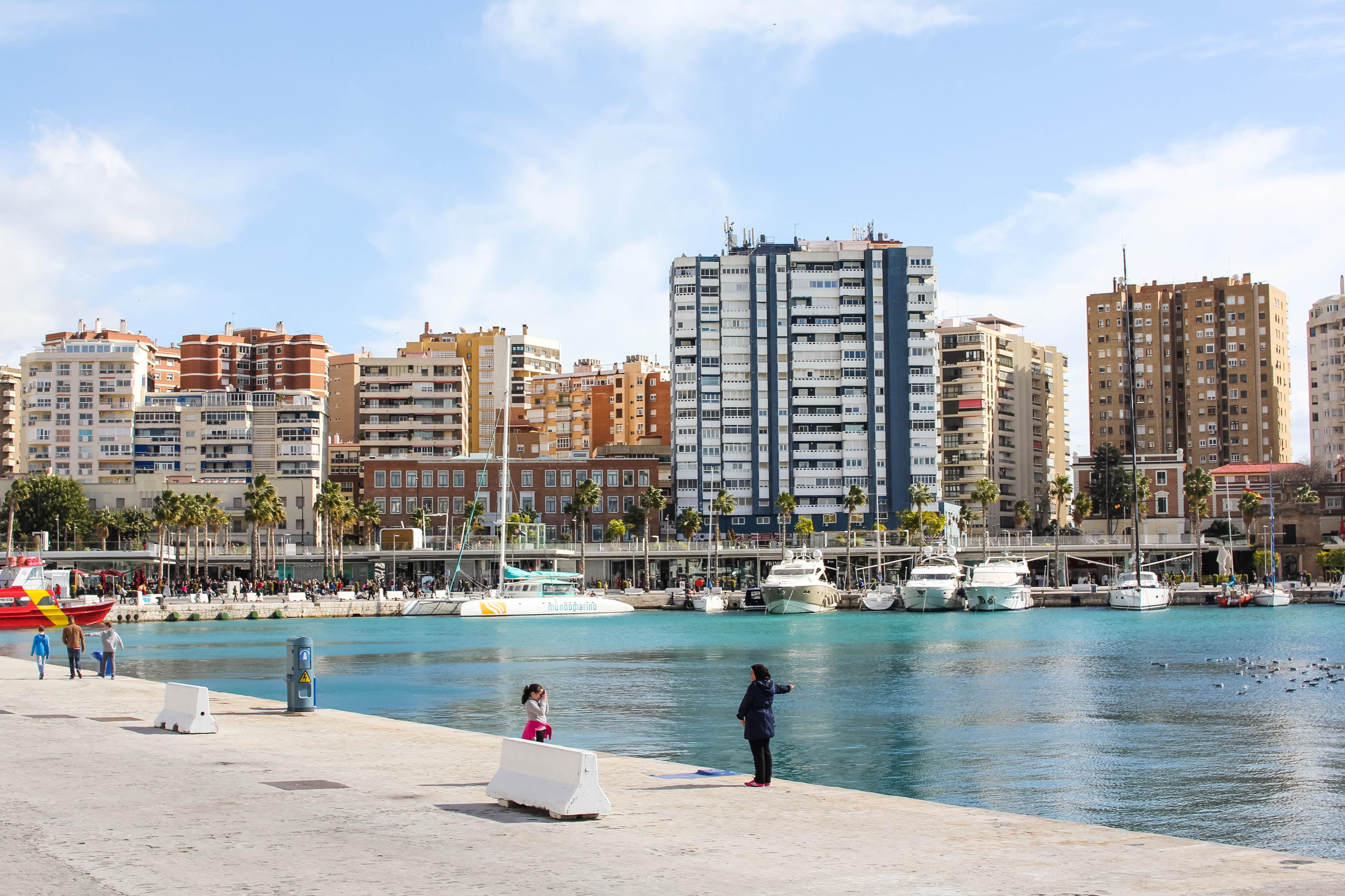 Escape to Málaga