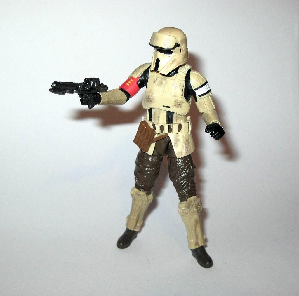 Star Wars Black Series 3.75 NEW Action Figure Scarif Stormtrooper Squad Leader