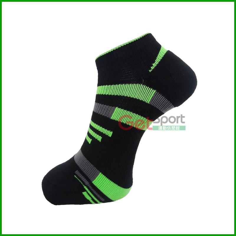 線形加壓運動襪