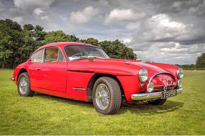 1958 Jensen 541delux