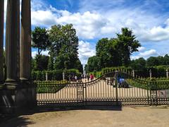 Entrance to Park Sanssouci, Potsdam