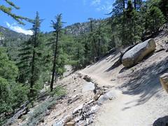 Devil's Slide trail.