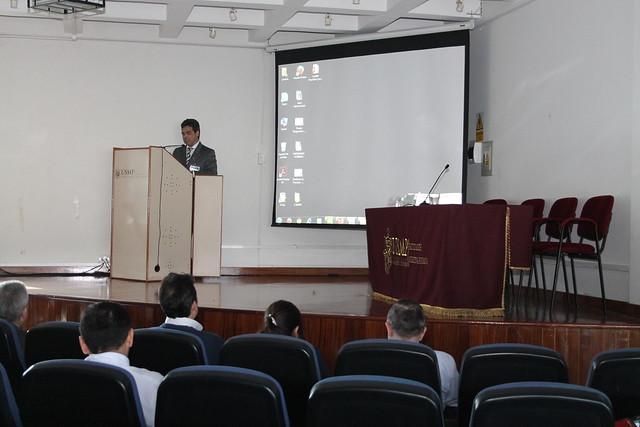 Facultad de Medicina Humana desarrolló el I Curso Taller Internacional de Medicina de Precisión para Oncología