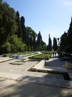 Jardin Jnan Sbil, Fes