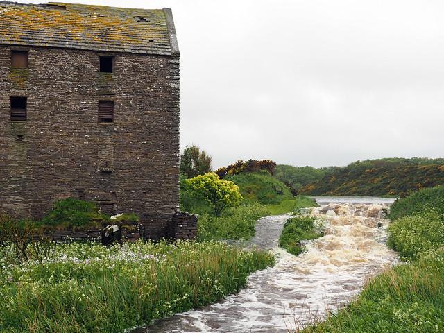 The Old Mill Stream, Olympus PEN-F, LUMIX G VARIO 14-42/F3.5-5.6 II