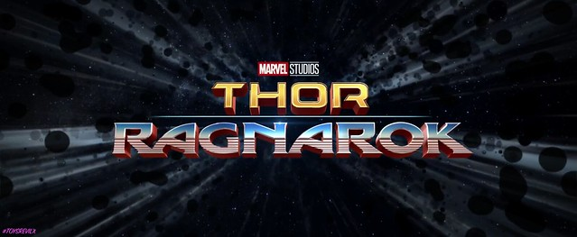 Thor Ragnarok Trailer 2 Screengrab Logo