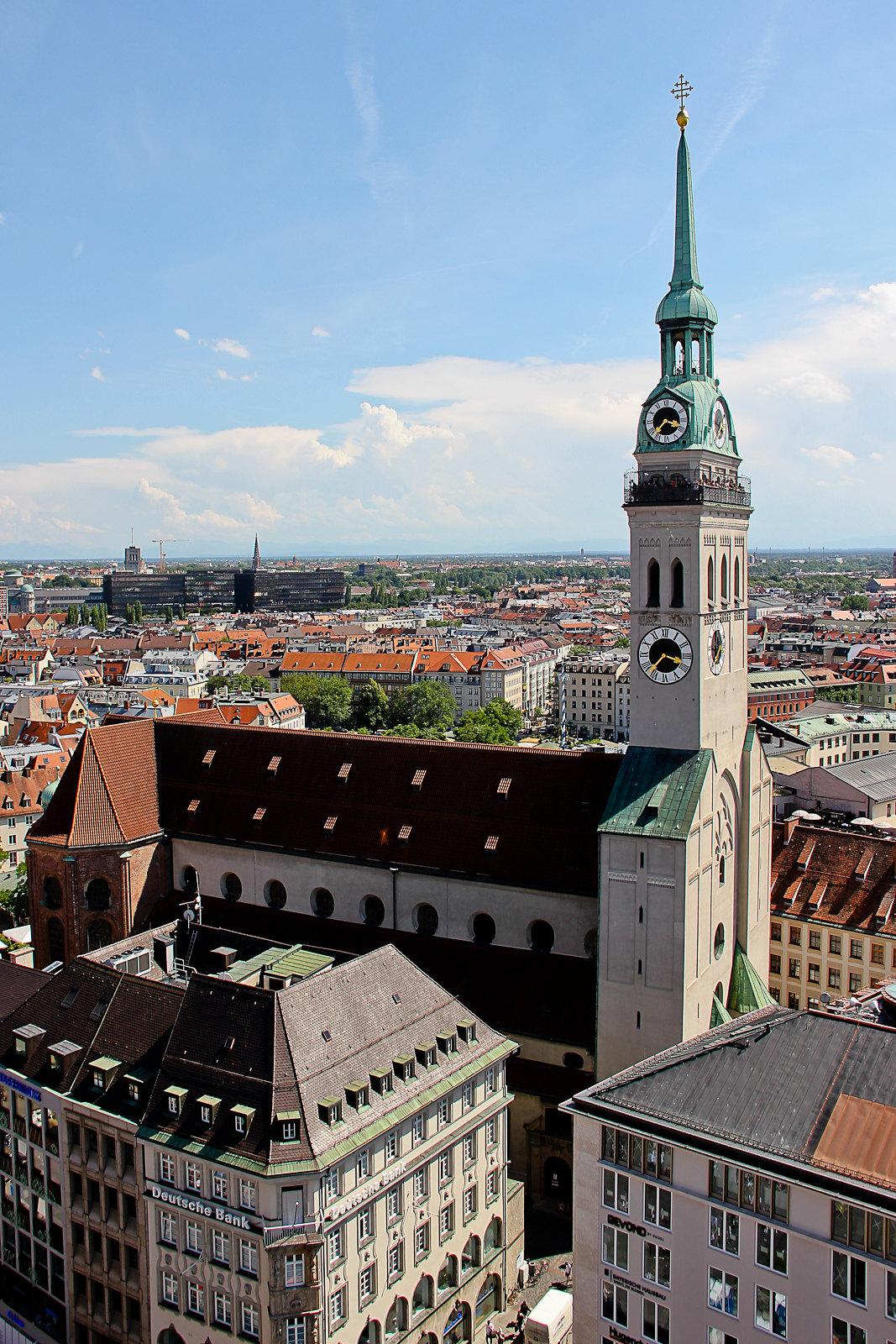 St. Peter's Church, Munich