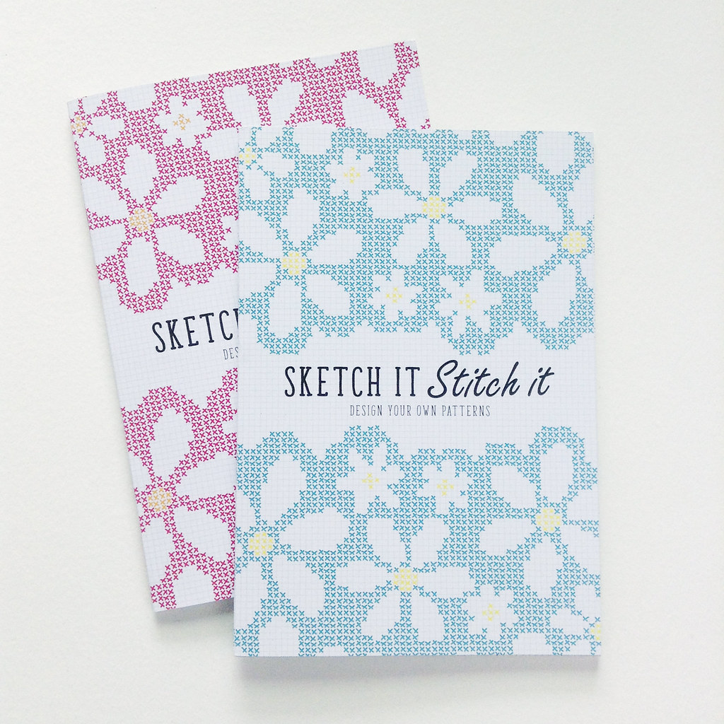 Sketch It! Stitch It! review