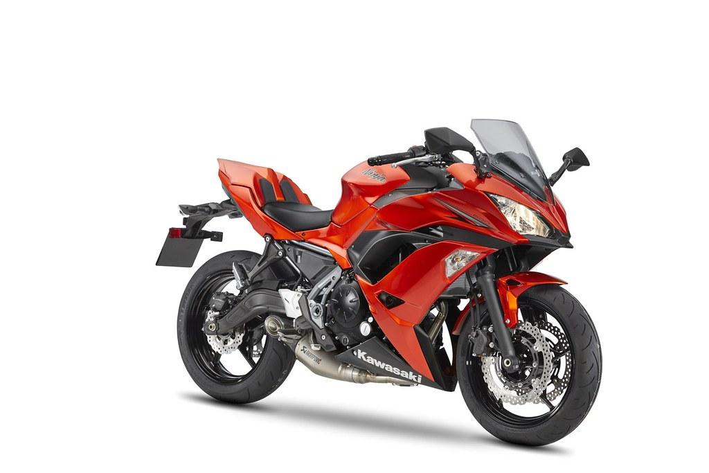 Kawasaki Ninja 650 Performance 2018 - 2