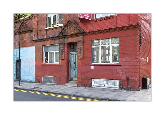 Victorian Building & Craftsmanship, East London, England.
