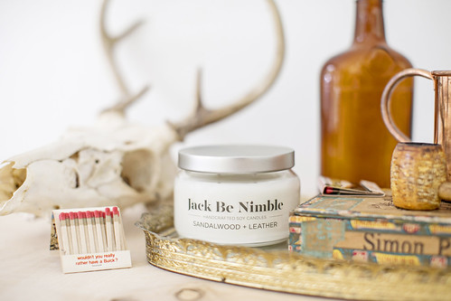 Jack Be Nimble Candles