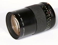 Praktica B Mount Lenses