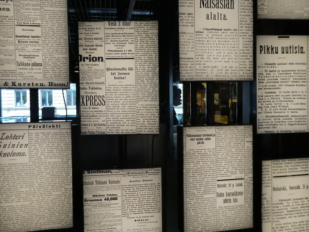 Museum of Journalism, Helsinki