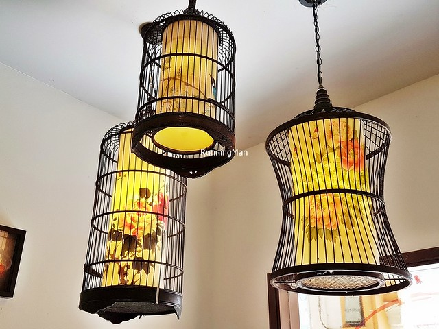 Oriental Lantern Lights