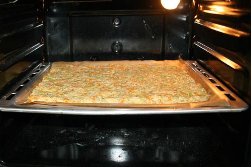 43 - Im Ofen vorbacken / Pre-bake in oven