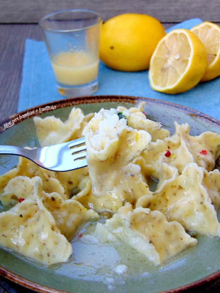 ravioli di mare al limone 3