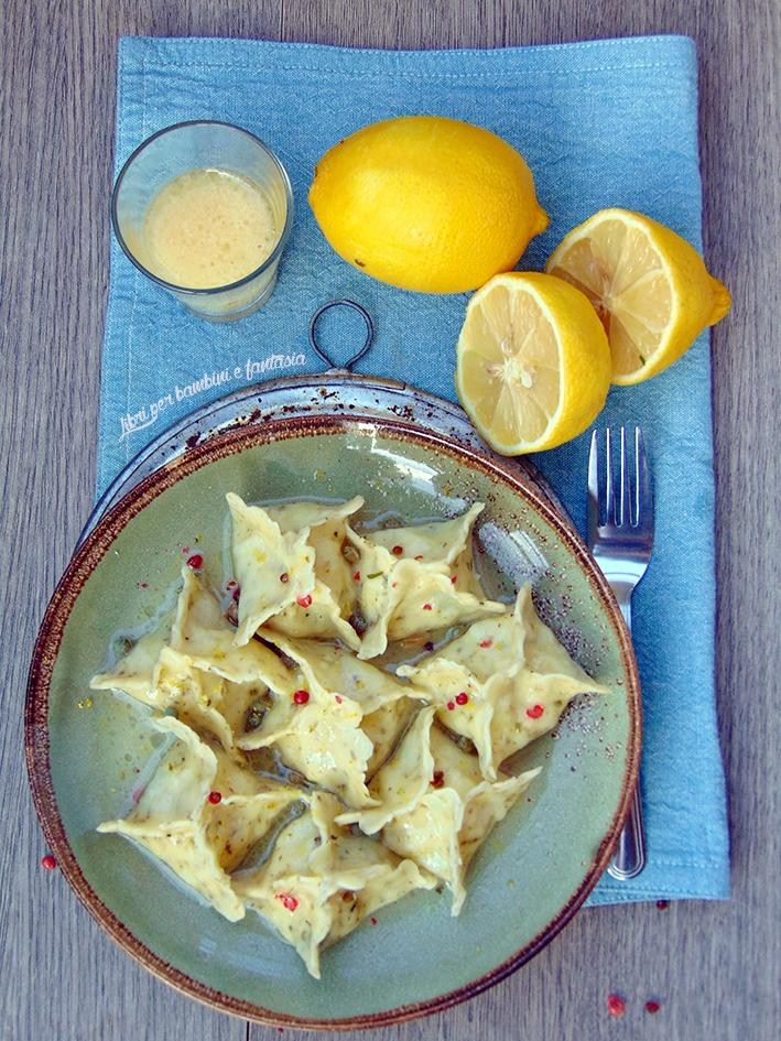 ravioli di mare al limone 2
