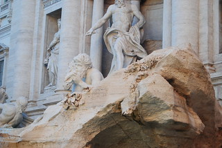 Roma: Fontana di Trevi