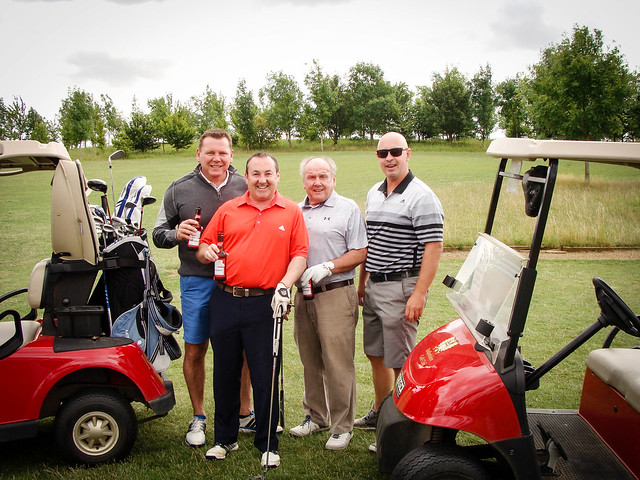 Life Savers Golf Day 2017