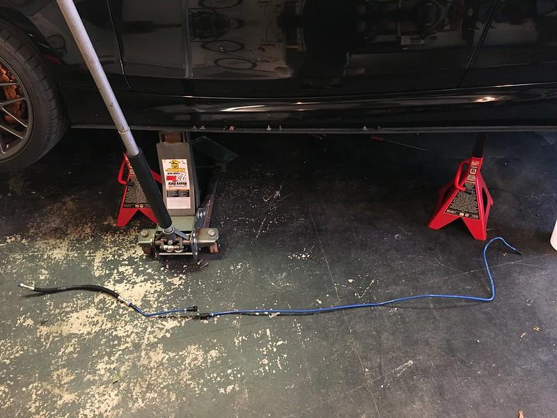 OEM BMW 135i Fuel Line