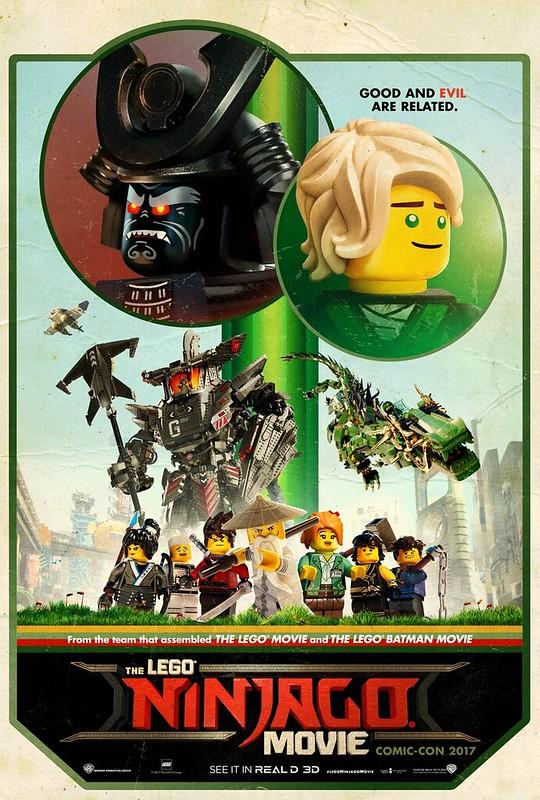 Plakaty Lego z SDCC 2017 3