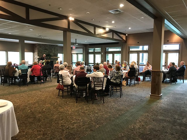 2017 Emeritus Alumni Society Brunch in Maggie Valley