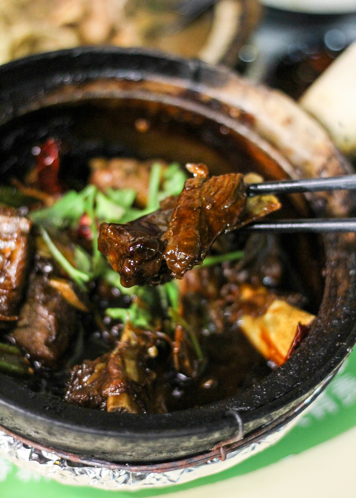 Supper Spots in the East: Leong Kee Klang Bak Kut Teh Pork Ribs