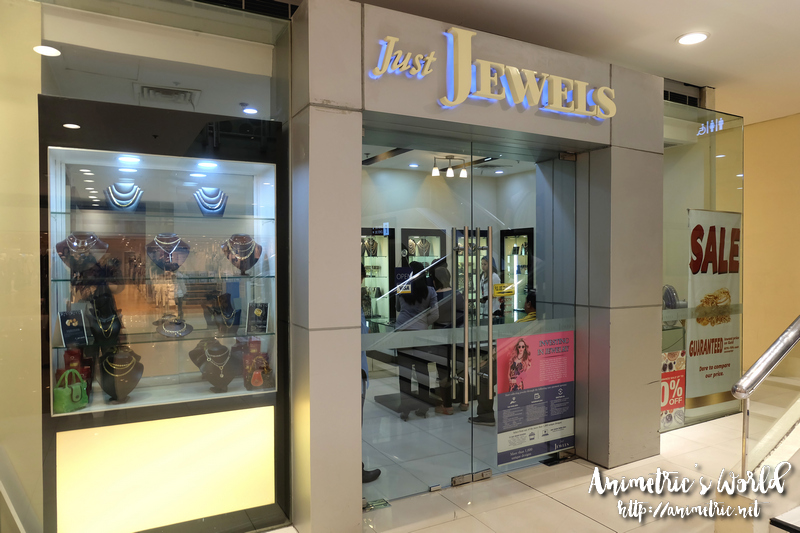 Just Jewels SM Megamall