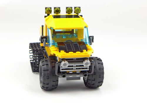 LEGO City 60159 Jungle Halftrack Mission 44