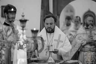 Литургия в Спасском соборе 370