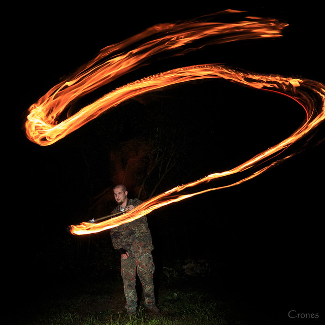 Playing with fire - ME