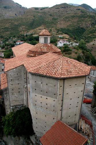 Papasidero - mountain village in Calabria