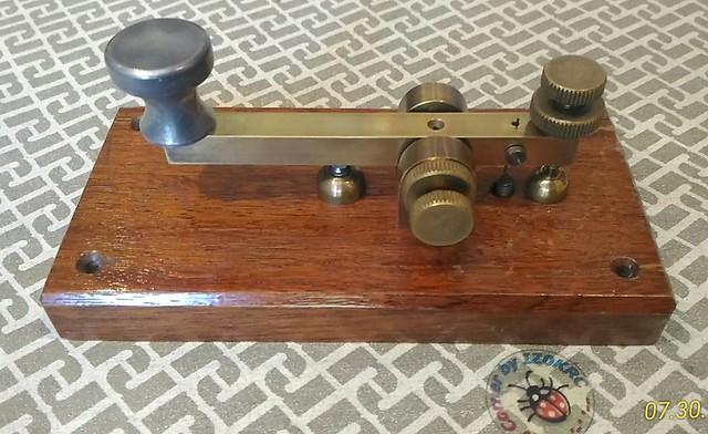 Italian teching Morse key - 134644_1_p