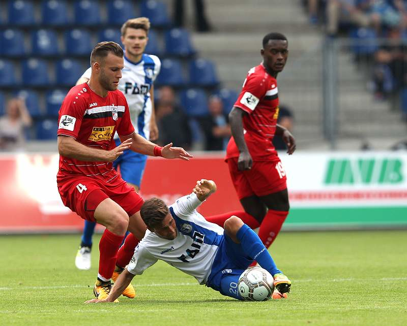 29.7.2017  1.FC Magdeburg vs. FC Rot-Weiß Erfurt 3-0, Foto: Frank Steinhorst-Pressefoto