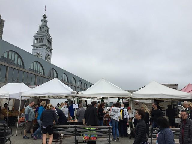 Ferry Plaza Farmers' Market