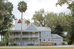 May-Stringer House, Brooksville