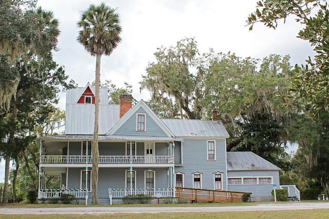 May-Stringer House, Brooksville